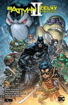 Obálka titulu Batman / Želvy nindža 2