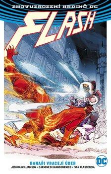 Obálka titulu Flash 3: Ranaři vracejí úder