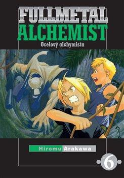 Obálka titulu Fullmetal Alchemist - Ocelový alchymista 6