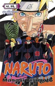 Obálka titulu Naruto 41: Džiraijova volba