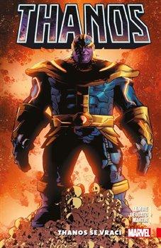 Obálka titulu Thanos