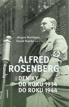 Obálka titulu Alfred Rosenberg