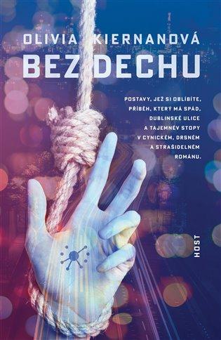 Bez dechu - Olivia Kiernanová | Booksquad.ink