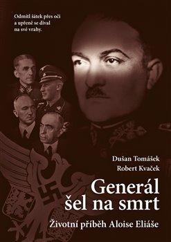 Obálka titulu Generál šel na smrt