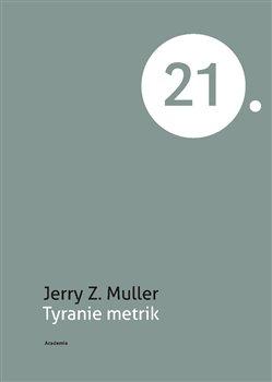 Obálka titulu Tyranie metrik