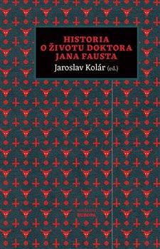 Obálka titulu Historia o životu doktora Jana Fausta