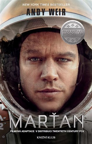 Marťan - Andy Weir | Booksquad.ink