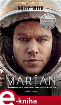 Obálka titulu Marťan