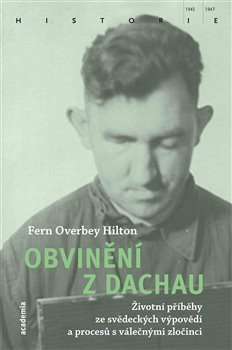 Obálka titulu Obvinění z Dachau