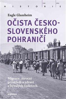 Obálka titulu Očista československého pohraničí