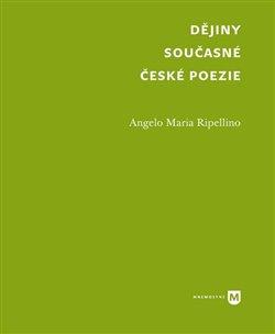 Obálka titulu Dějiny současné české poezie