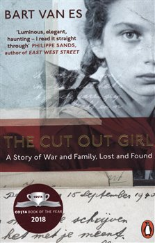 Bart Van Es – The Cut Out Girl, A Story of War and Family, Lost and Found