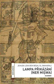 Obálka titulu Lampa přikázání (Ner miswa)