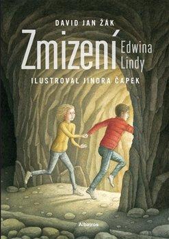 Obálka titulu Zmizení Edwina Lindy