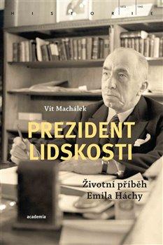 Obálka titulu Prezident lidskosti