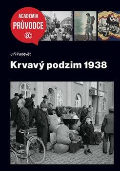 Obálka titulu Krvavý podzim 1938
