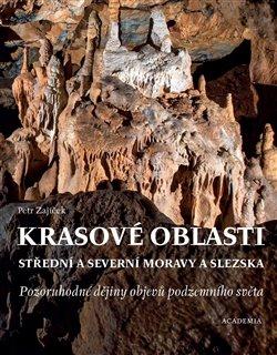 Obálka titulu Krasové oblasti střední a severní Moravy a Slezska