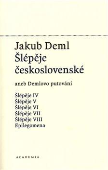 Obálka titulu Šlépěje československé