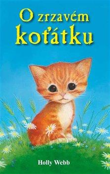 Obálka titulu O zrzavém koťátku