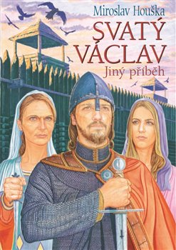 Obálka titulu Svatý Václav