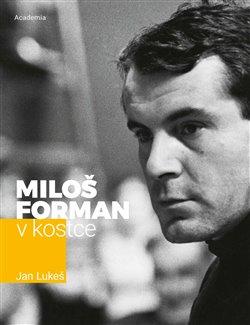 Obálka titulu Miloš Forman v kostce