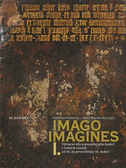 Obálka titulu Imago, imagines - komplet I.+ II.