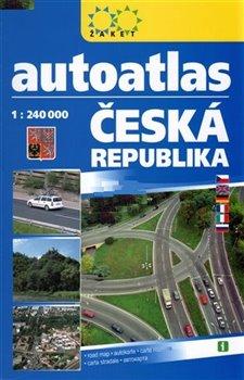 Obálka titulu Autoatlas ČR A5