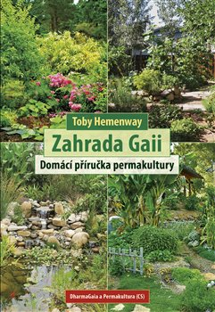 Obálka titulu Zahrada Gaii