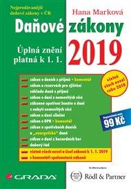 Daňové zákony 2019