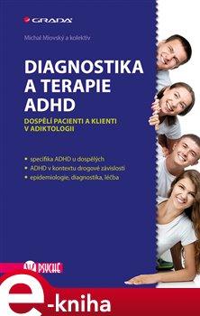 Obálka titulu Diagnostika a terapie ADHD