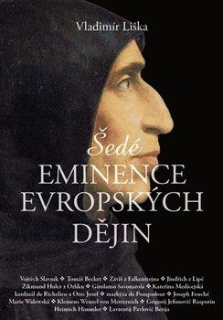 Obálka titulu Šedé eminence v evropské historii