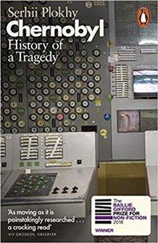 Obálka titulu Chernobyl: History of a Tragedy