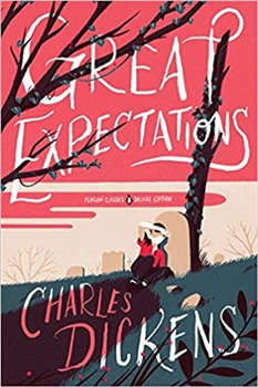 Obálka titulu Great Expectations: (Penguin Classics Deluxe Edition)