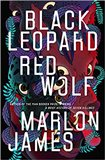 Obálka knihy Black Leopard, Red Wolf