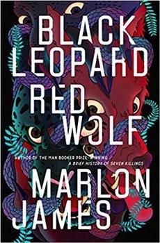 Obálka titulu Black Leopard, Red Wolf