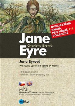 Obálka titulu Jana Eyrová B1/B2