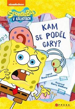 Obálka titulu SpongeBob - Kam se poděl Gary?