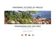 Panoramic pictures of Prague / Panoramabilder von Prag