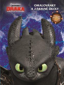Obálka titulu Jak vycvičit draka - Omalovánky