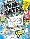 TOM GATES 2 - VYCHYTANÝ VÝMLUVY (A JINÝ