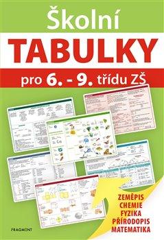 Školní tabulky pro 6. - 9. třídu ZŠ - přírodovědné předměty