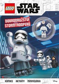 Obálka titulu Lego Star Wars Dobrodružství Stormtrooperů