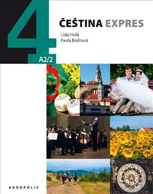 Čeština expres 4 A2/2 - německá verze + CD