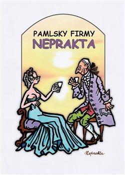 Obálka titulu Pamlsky firmy Neprakta