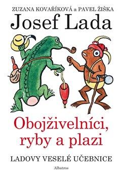 Obálka titulu Ladovy veselé učebnice 4 - Obojživelníci, ryby a plazi