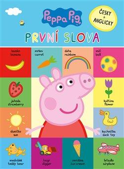 Obálka titulu Peppa Pig - První slova