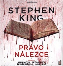 Právo nálezce, CD - Stephen King