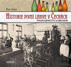 Obálka titulu Historie pivní lahve v Čechách