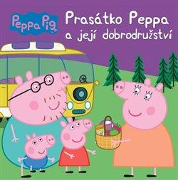Obálka titulu Prasátko Peppa a její dobrodružství