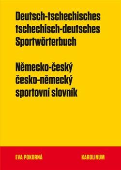 Obálka titulu Německo-český a česko-německý sportovní slovník